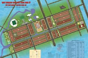 Đất nền Khu dân cư Phú Xuân, Huyện Nhà Bè